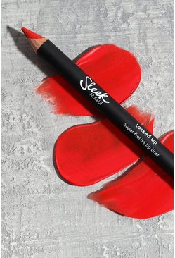 Womens Red Sleek Lip Liner - Hot Damn