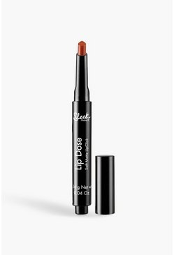 Sleek Soft Matte Lip Click - Outburst, Arancio