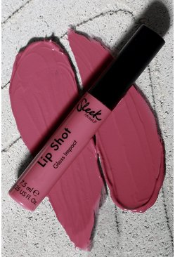 Sleek Lip Shot Lipgloss – Behind Closed Doors, Violett