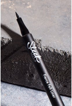 Womens Sleek Fierce Felt Liner Zodiac Black 1ml