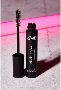 Sleek Black Utopia Volumising Mascara 9ml