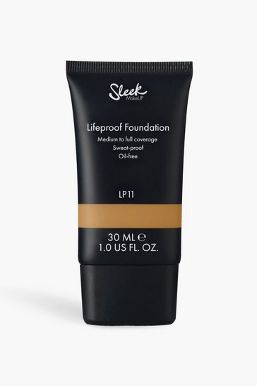 Womens Tan Sleek Lifeproof Foundation LP11 30ml