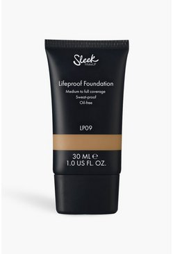 Womens Tan Sleek Lifeproof Foundation LP09 30ml