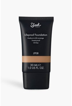 Womens Tan Sleek Lifeproof Foundation LP08 30ml