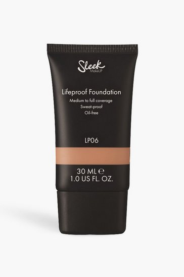 Womens Cream Sleek Lifeproof Foundation LP06 30ml