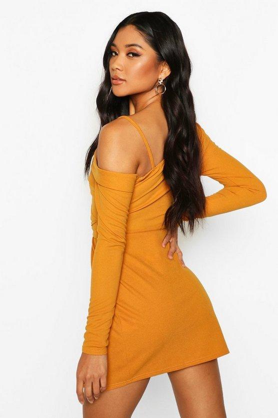 Bodycon Blazer Dress