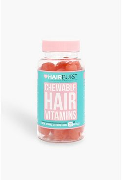 Pink Hairburst Chewables Hair Vitamins