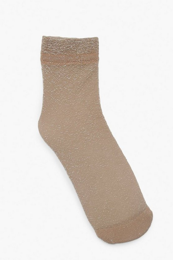 Glitter Sock