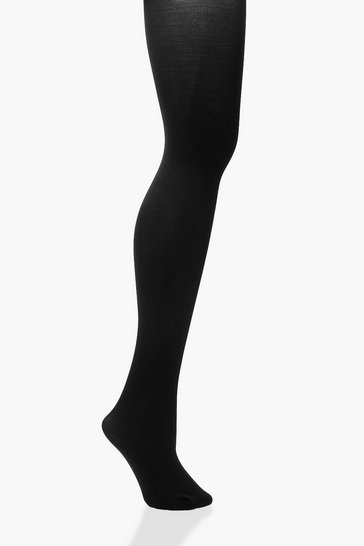Womens Black 100 Denier Shaper Tights