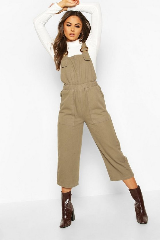 Horn Buckle Utility Dungaree