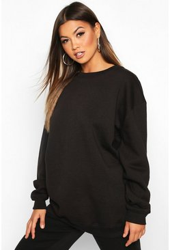 Dam Black The Basic Boyfriend Sweatshirt