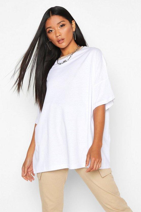 Oversized Ringer T-Shirt