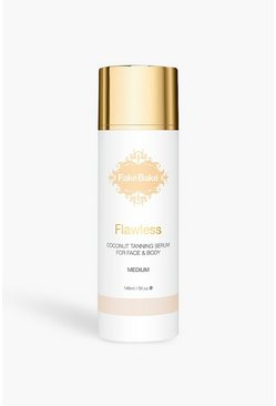 Gold Fake Bake Flawless Coconut Tanning Serum