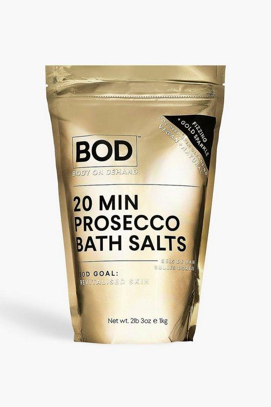BOD Vegan Prosecco Bath Salts