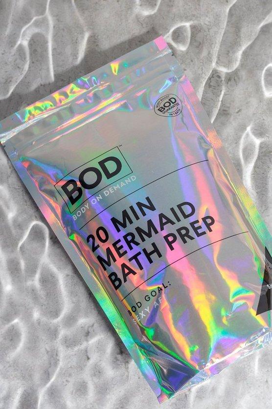 BOD Vegan 20 Min Mermaid Bath Salts 1KG