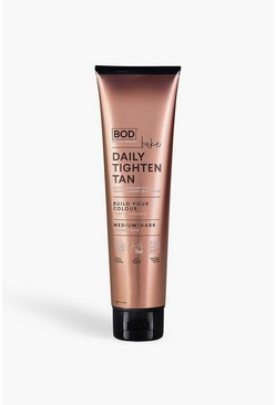 BOD Vegan Bake Daily Tighten Tan Medium-Dark