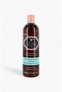 Dam Brown Hask Coconut Oil Shampoo 355ml