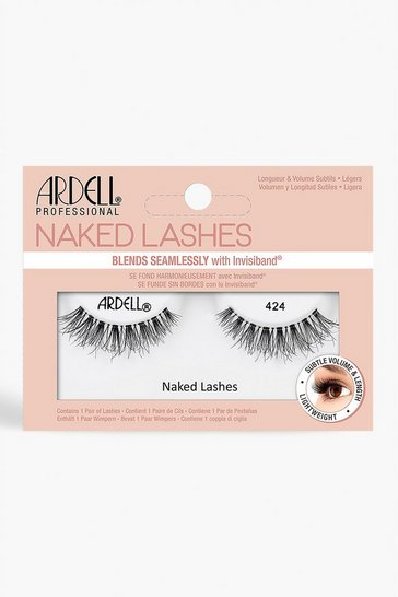Black Ardell Naked Lashes 424
