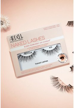 Ardell Naked Lashes 422, Schwarz, Damen