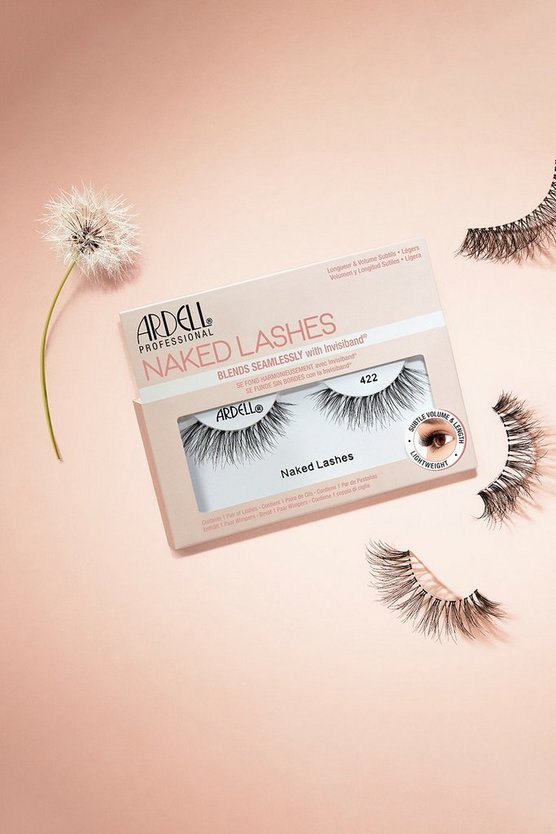 Black Ardell Naked Lashes 421