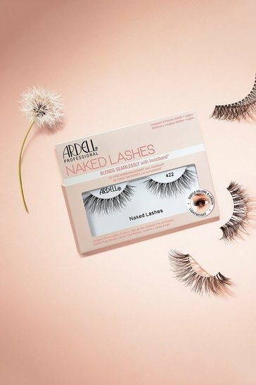 Womens Black Ardell Naked Lashes 421