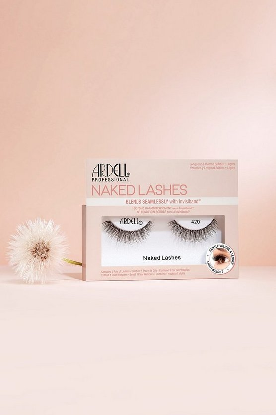 Black Ardell Naked Lashes 420