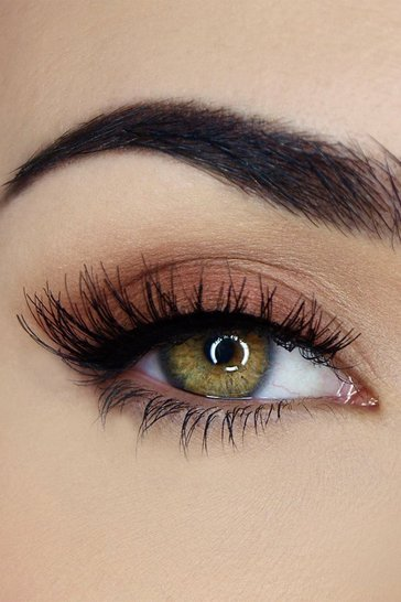 Womens Black SOSU Premium Lash - Alex