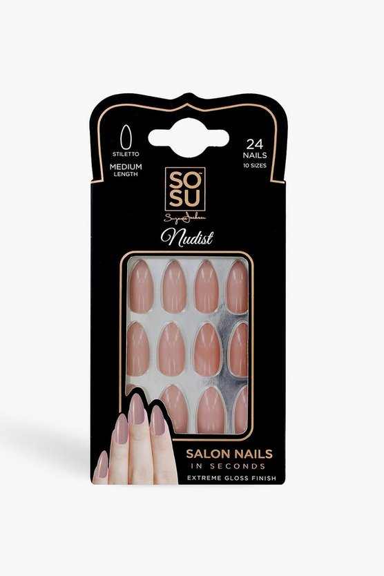 SOSU Nudist False Nails