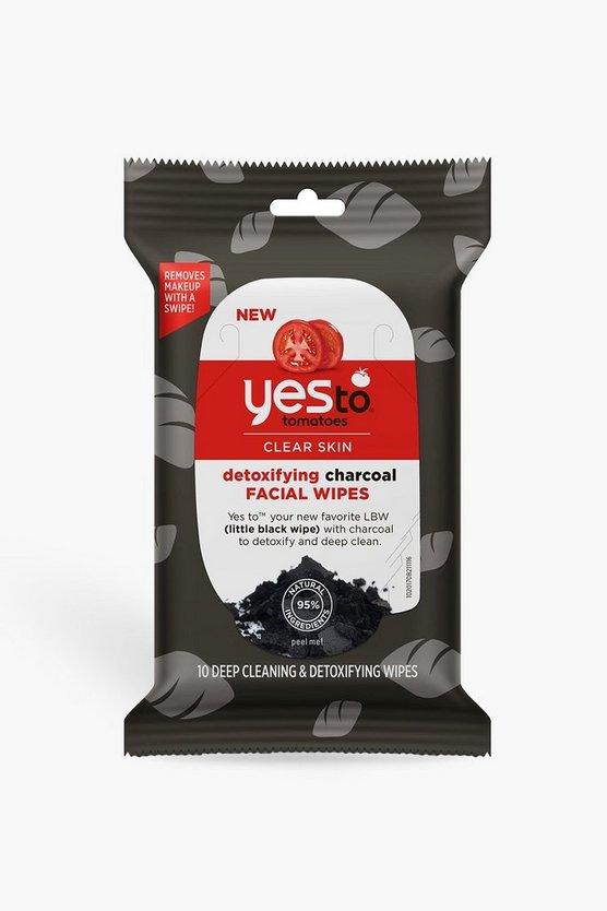 Black Yes To Tomatoes Detoxifying 10ct Charcoal