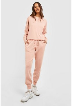 Blush Knitted Sweater & Jogger Co-Ord