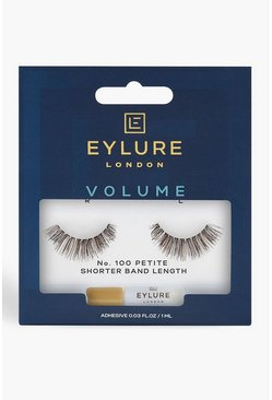 Womens Black Eylure Petite Lashes - 100