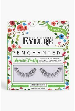 Womens Black Eylure Enchanted Bloomin' Lovely