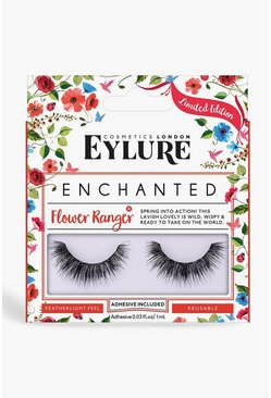 Eylure Enchanted Flower Ranger, Schwarz, Damen