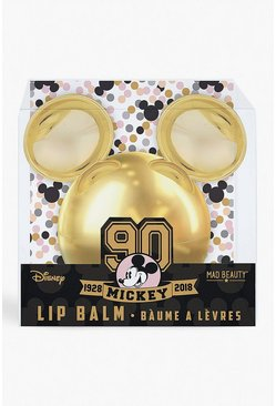 Womens Gold Mickeys 90th Lip Balm