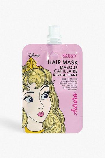 Pink Disney Princess Hair Mask - Aurora