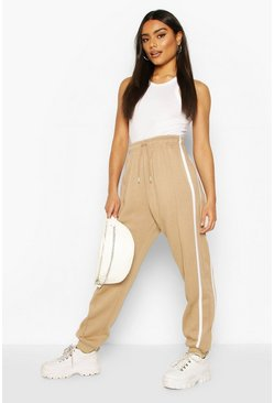 Biscuit Double Side Stripe Jogger