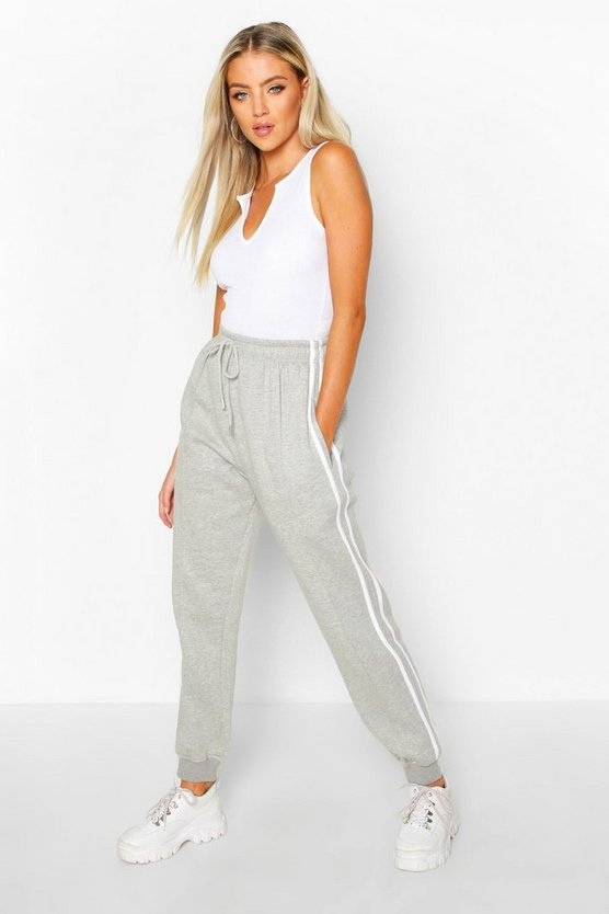 Contrast Panel Loopback Jogger