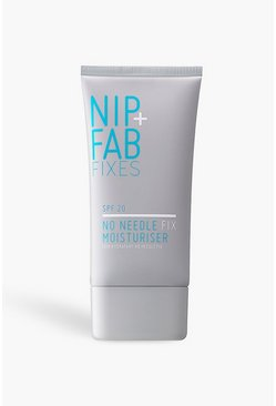 Womens Clear Nip + Fab No Needle Fix Moisturizer SPF 20