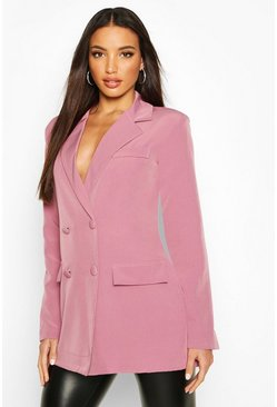 Rose Double Breasted Blazer