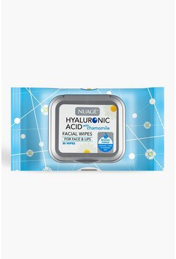 Nuage Hyaluronic Acid Tücher 30er-Pack, Blau, Damen