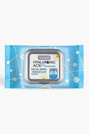Womens Blue Nuage Hyaluronic Acid Wipes 30 Pack