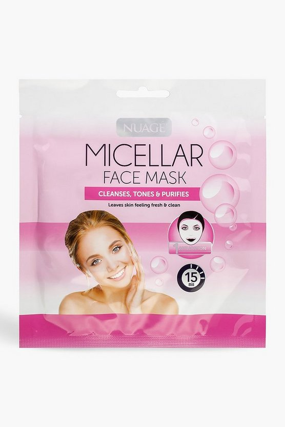 Nuage Micellar Water Face Mask