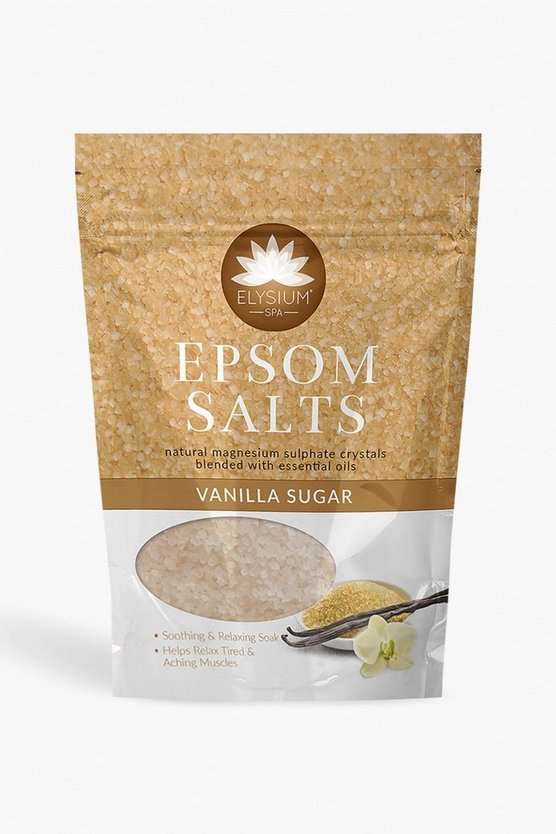 Elysium Spa Bath Salts Vanilla 450g