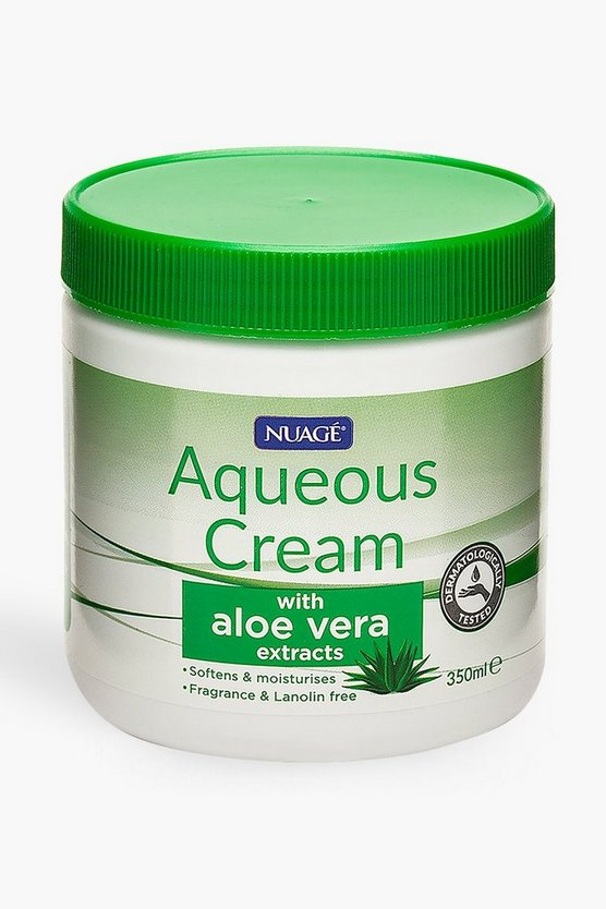 Nuage Aqueous Cream With Aloe Vera