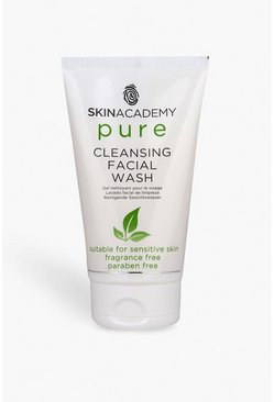 Womens White Skin Academy Pure Cleansing Facial Wash