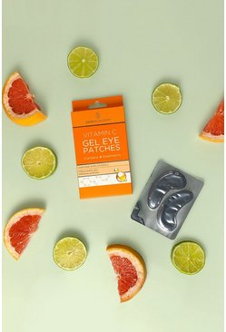 Womens Clear Skin Academy Vitamin C Gel Eye Patches