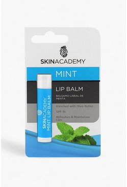 Womens Clear Skin Academy Mint Lip Balm