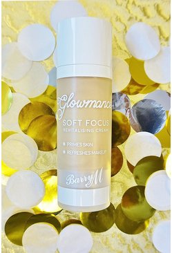 Womens Beige Barry M Glowmance Soft Focus Primer