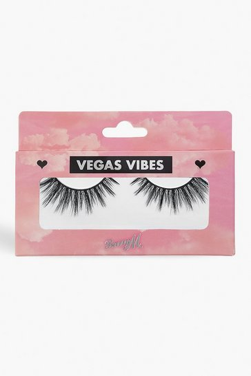 Black Barry M False Lashes Vegas Vibes