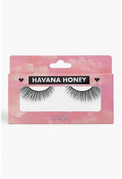 Dam Black Barry M False Lashes Havana Honey